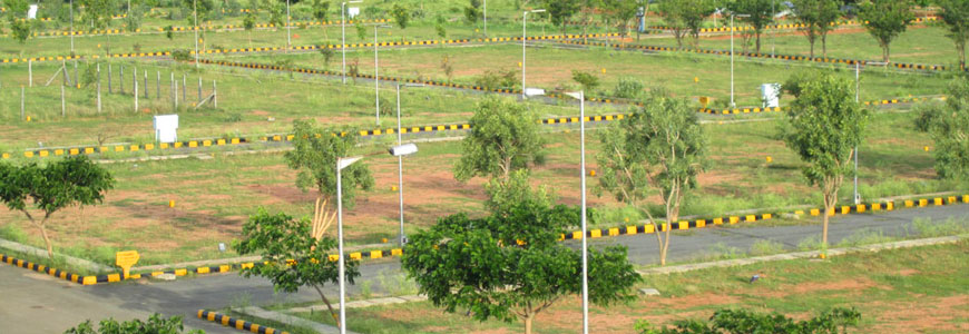 Open Plots In Aushapur Near Singapore Township Hyderabad